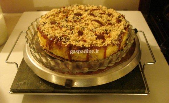 Tortas su mascarponės sūriu