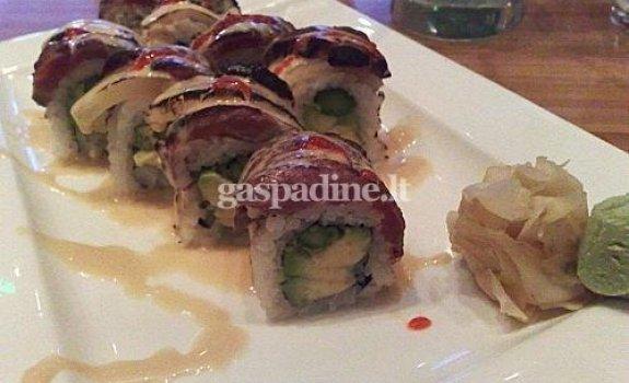 Mėsos sushi