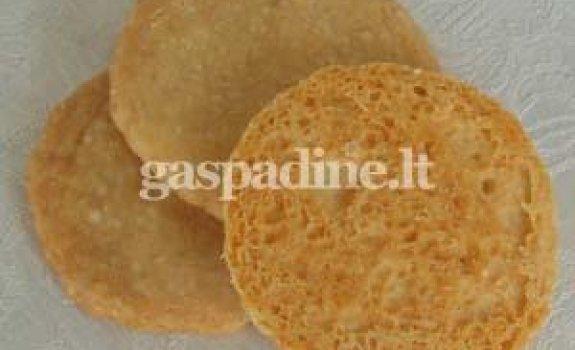 Sūrio sausainėliai