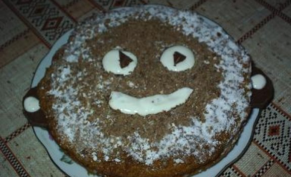 Trisluoksnis tortas