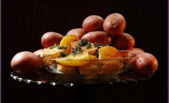 Apelsininės bulvės