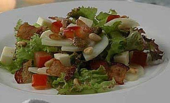Bulvių salotos itališkai