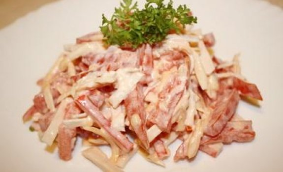 Kopūstinės salotos