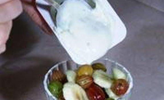 Vasarinės salotos su agrastais