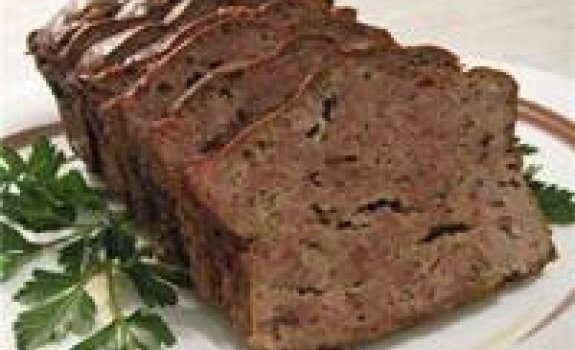 """Mėsinė """"duona"""""""