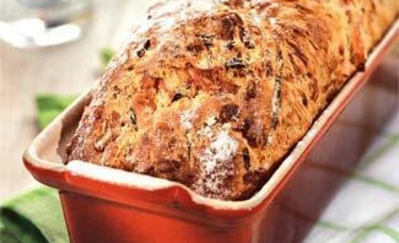 Duona su kumpiu ir sūriu