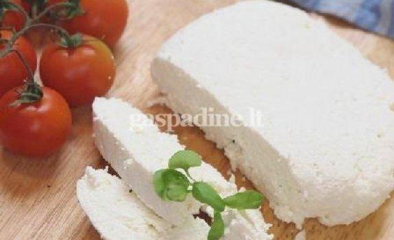Naminis varškės sūris