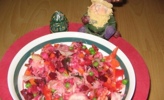 Vitamininės salotos