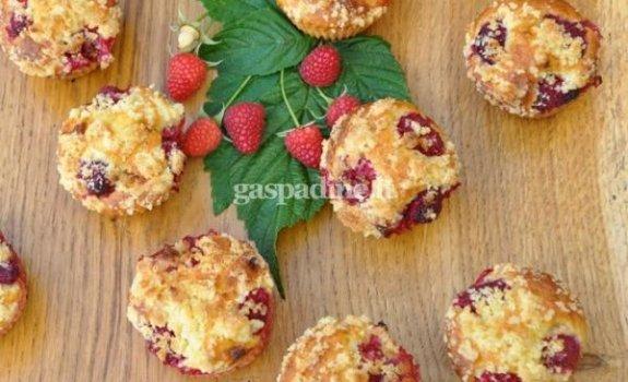 Avietiniai pyragėliai