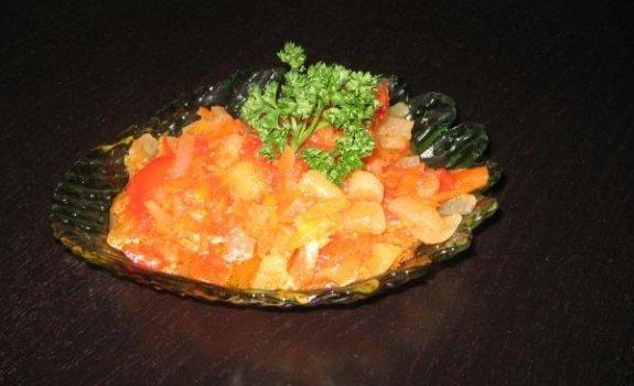 Salotos iš paprikų