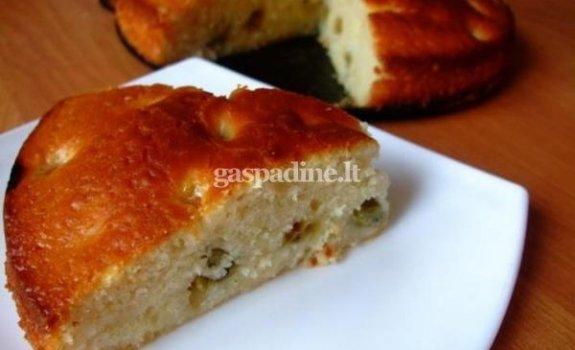Agrastų pyragas