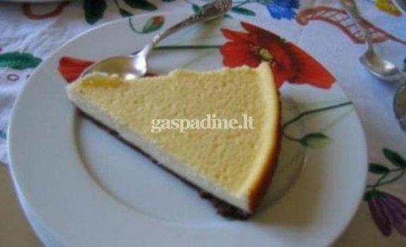 Varškės pyragas pagal Ireną