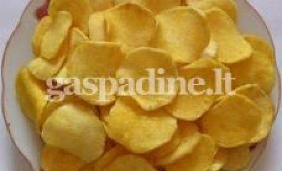 Angliški bulvių traškučiai