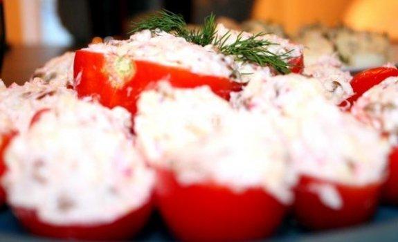 """Įdaryti pomidorai """"Ieva"""""""