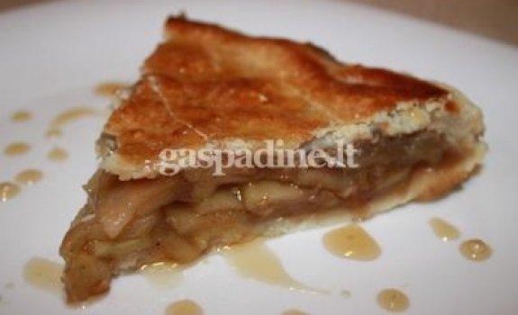 Rimantės obuolių pyragas