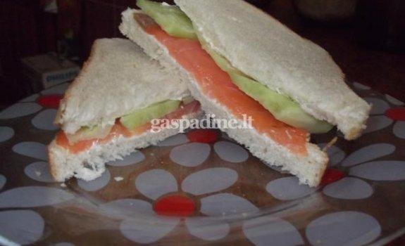 Mildos pusrytinis sumuštinis