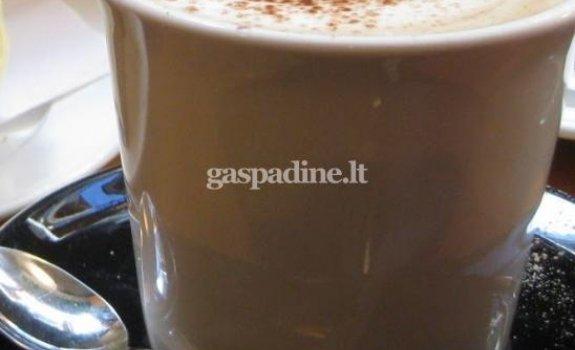 Gardžioji moccachino kava