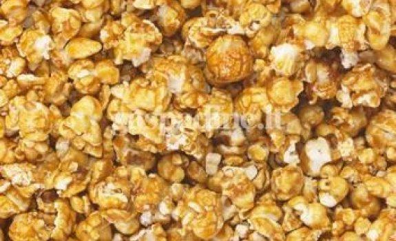 Pikantiško skonio spraginti kukurūzai
