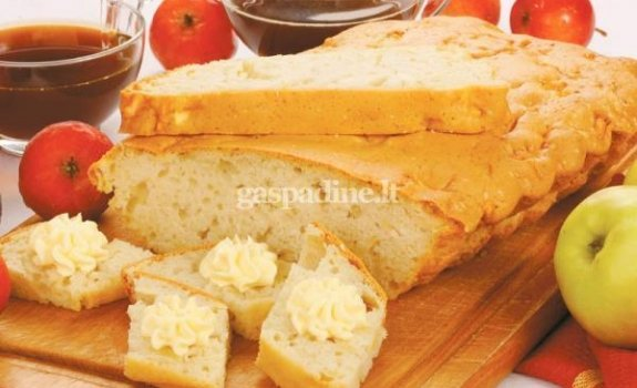 Obuolinė duonelė