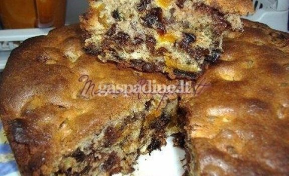 Tamsus pyragas