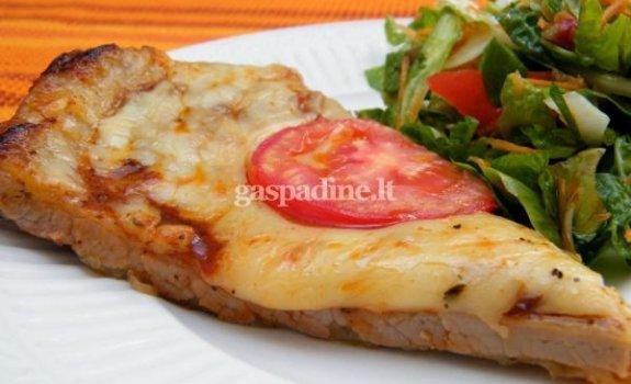 """Kepsnys """"Matambre a la Pizza"""""""