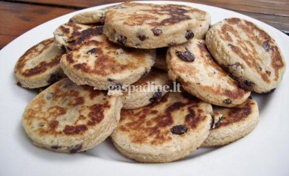 Argentinietiški arbatiniai sausainiai