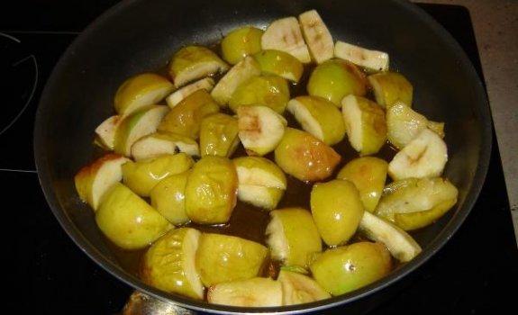 Rimanto obuolių pyragas