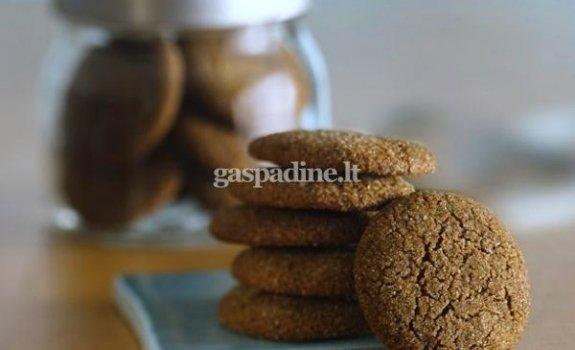 Aromatingi meduoliniai sausainiai