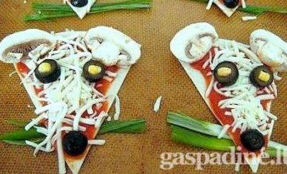 Žiurkių pica