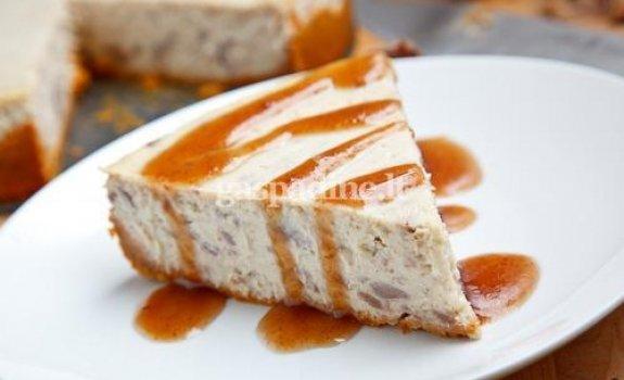 Kaštoninis sūrio pyragas