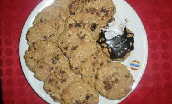Riešutiniai sausainėliai