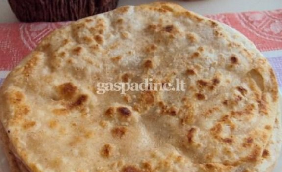 Indiška duona