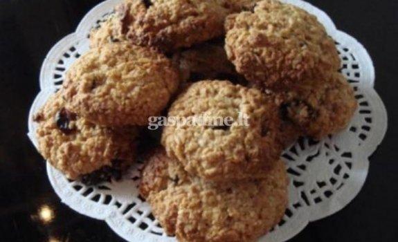 Avižiniai sausainiukai