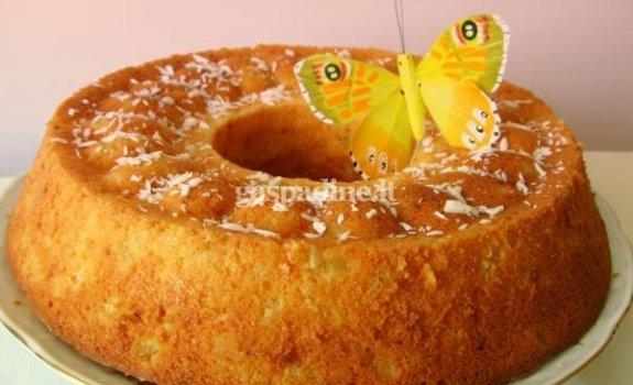 """Pina Colada"" keksas"