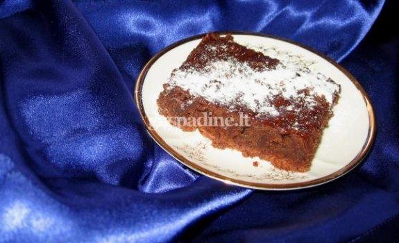 Labai šokoladinis pyragas