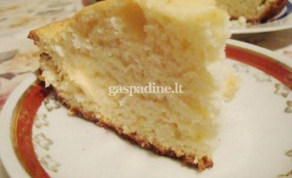 Grietinės pyragas