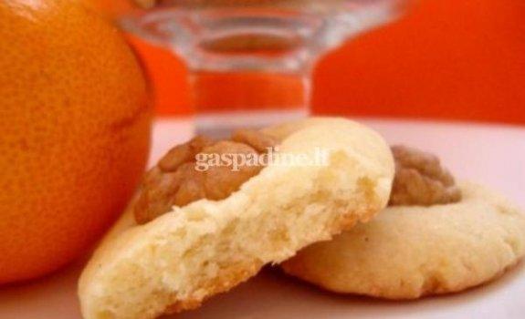 Mandarinų sausainiai