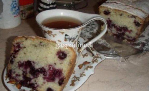 Serbentų pyragas