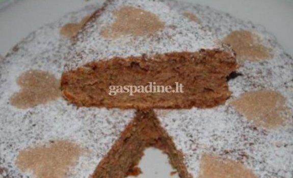 Cukinijų pyragas