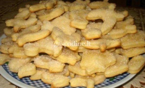 Cukriniai sausainėliai